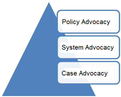 Advocacy by health professionals